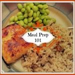 Meal Prepping 101 - How to set up your week to stay on track for weight loss success