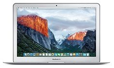 Fifth-generation Intel Core processors in MacBook Air give you more time to do more things. Add that to an array of other smart and efficient features and you have an incredible amount of power in yo...