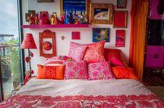 Home Tour – Tiffany Pratt, Pêssego ou Pink ou Laranja?!?