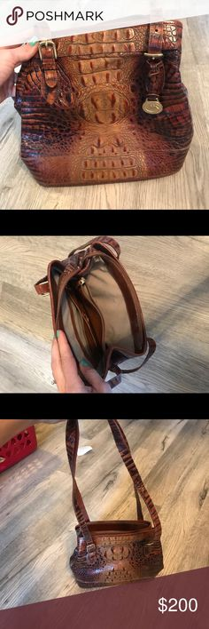 VINTAGE Brahmin purse. Never used This purse is in excellent condition! No marks or wear! Extremely rare Brahmin Bags