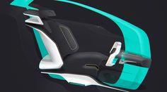 Jaguar CTR on Behance
