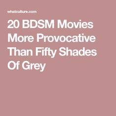 Think Fifty Shades Of Grey pushes the boundaries of sex in cinema? Think again. Grey Anatomy Quotes, Greys Anatomy, How To Give Oral, House Md Quotes, Netflix Shows To Watch, Red Band Society, Grey Houses, Brooke Davis, Harvey Specter