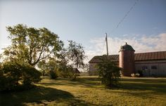 Looking for barn venues near Toronto? Check out South Pond Farms in Bethany, Ontario