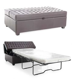 Best Fold Out Ottoman Bed Bed Furniture Designs For Living In Small Spaces Houses Plywood Furniture, Design Furniture, Bed Furniture, Cheap Furniture, Furniture Makeover, Living Room Furniture, Furniture Stores, Furniture Websites, Furniture Logo