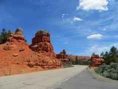 Avoid the tourists at Bryce National Park and visit Red Canyon instead. Bryce National Park, National Parks, Visit Utah, Forest Service, Adventure Activities, National Forest, Places To See, Monument Valley, Hiking