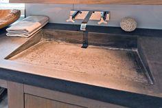 Wastafel beton | 8R Beton design