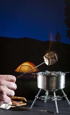 Mini BBQ Grill