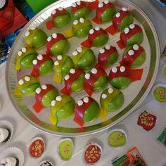 Turtle apples