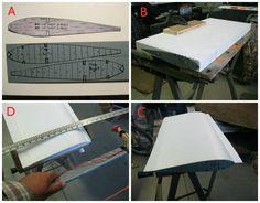 Wing 1 - Cutting