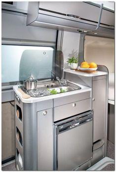 Camper Van Kitchen Ideas (2)