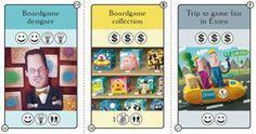 CV: Essen Promo Cards   BoardGameGeek Store