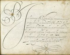 Late 16Th Century Chancery Cursive? - posted in Calligraphy Discussions: The Penmanship forum has been one of the greatest beneficiaries of FPNs growth. I marvel at the examples of italic, copperplate, Spencerian, and the more esoteric forms like late Gothic German cursive, etc.    Many here practice the Chancery Cursive of Arrighis Operina, and other exemplars from the early 16th century. Ive recently come across many examples of late 16th century and early 17th century cur...
