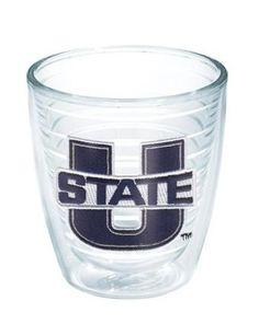 Collegiate N-Z Utah State 12 Oz. Tumbler