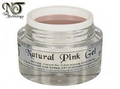 Natural Pink Gel 15 ml : Nail Technology, nagelprodukter för professionellt bruk!