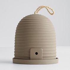 Garden Bee House -provide for your garden friends ....