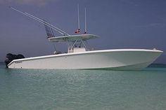 2010 Bahama Henley Custom Open Fisherman 41