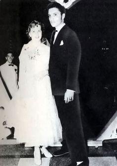 In 1953 Elvis Presley took Regis Wilson to Prom at The Peabody Hotel.