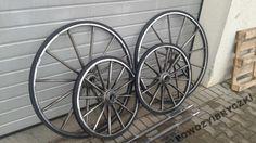 Nalewanie gumy na koła bryczka rafka powozu remont Bicycle, Product Description, Bike, Bicycle Kick, Bicycles