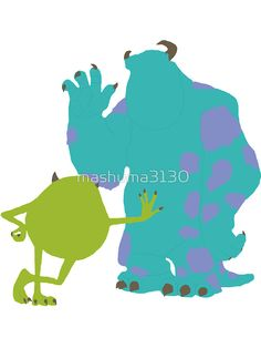 monster clipart for kids | Monsters Inc Clipart*$^ | halloween ...