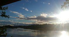 Nechako river northern bc