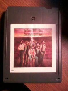 The Charlie Daniels Band Million Mile Reflections 8 Track Tape TESTED $4.99 Now for sale on Ebay http://www.ebay.com/itm/281398432550?ssPageName=STRK:MESELX:IT&_trksid=p3984.m1558.l2649