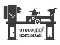 Manufacturer direct sale STYLECNC® CNC wood turning lathe machine to buyer with cost price, best buy and free CNC wood turning lathe…