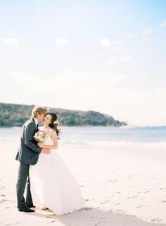 Beach Wedding Jen Huang 2
