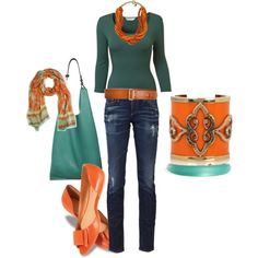 playfully sporty, created by authenticstyleexpert.polyvore.com