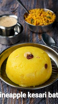 Indian Dessert Recipes, Sweets Recipes, Fruit Recipes, Snack Recipes, Cooking Recipes, Pineapple Recipes Indian, Indian Recipes, Rice Recipes, Burfi Recipe