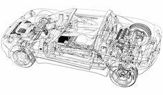 cutaways: Lotus Elise S1 | Mechanics