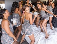 """""""My bestfriends better turn up like this on my Wedding Day 😂😛"""" Best Wedding Dresses, Trendy Wedding, Wedding Goals, Wedding Planning, Dream Wedding, Bachelorette Lingerie Party, Best Wedding Hairstyles, Wedding Photography Poses, Maid Of Honor"""