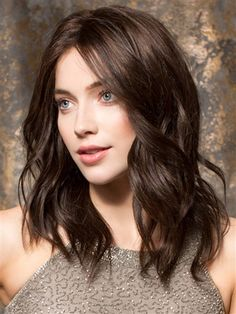 Emotion Wig by Ellen Wille:  Exceptionally strong yet soft, shiny and less likely to tangle as the cuticle is still intact and aligned.