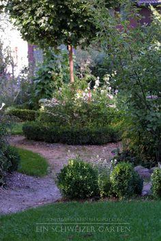 Einen Garten Selber Planen?   Ein Schweizer Garten