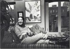After Little Edie left Grey Gardens, she lived in NYC for a while, then Florida, she then moved to Montreal to learn French, then lived for a while with her nephew in California, and finally settled back in Florida – where her brothers had begged her and her mother to go 30 years before. She looks so happy here, so normal – and so clean! In Florida she swam every day and her nephew said she must have had friends for she talked on the telephone for hours. She was happy everyone says. She…
