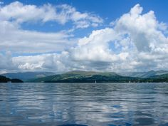 This picture was taken whilst on a boat on Lake Windermere.