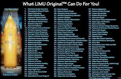 99 reasons to try Limu and I'm sure I could come up with some more. Great Product