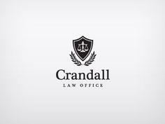 design, Inspiration, law, lawyer, logo, professional, Quality,Crandall
