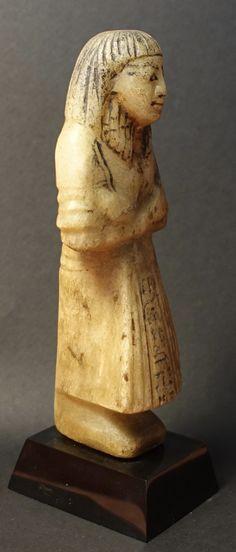 Chaouabti de l'intendant des bestiaux Ptahemheb, XIXe dynastie.