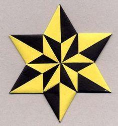 paper {pattern} mennorode star : http://www.origaminut.com/79/mennorode-star