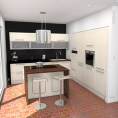 Comment amenager une petite cuisine ? | Kitchens and Organizations