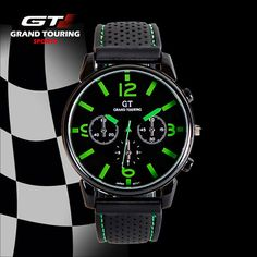 Japan Movt - Grand Touring - Racing Sports Watch