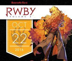 RWBY Volume 4 Yang