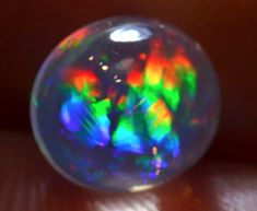 MEXICAN WATER TRANSPARENT CRYSTAL OPAL  NON HYDROPHANE