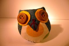 Cute & Simple Owl. #DIY