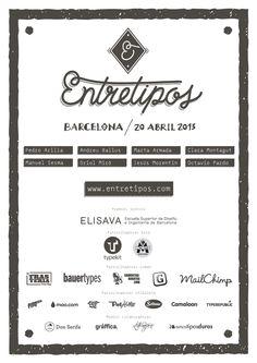 Typograghy Conference/ Workshop in Barcelona