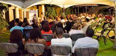 An unforgettable evening of Book Talk & Jazz