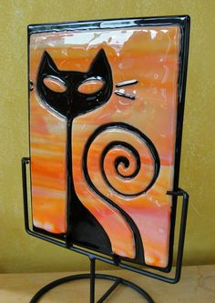 The Cat's Meow. $65.00, via Etsy.
