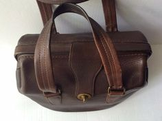COACH VINTAGE 60's BONNIE CASHIN MAHOGANY BROWN FRAMED PURSE DOCTOR BAG HTF | eBay Bonnie Cashin, Mahogany Brown, Frame Purse, Vintage Coach, Messenger Bag, Wallets, Editorial, Satchel, Purses