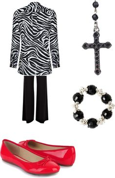 Two-Tone Tuesdays, created by bsewinglady on Polyvore