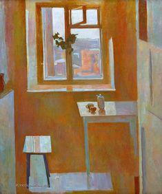 Дворянчикова Ирина Виленовна (1960) «Ожидание» 1991